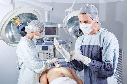 مطلوب فني تخدير للعمل من مؤسسة طبية