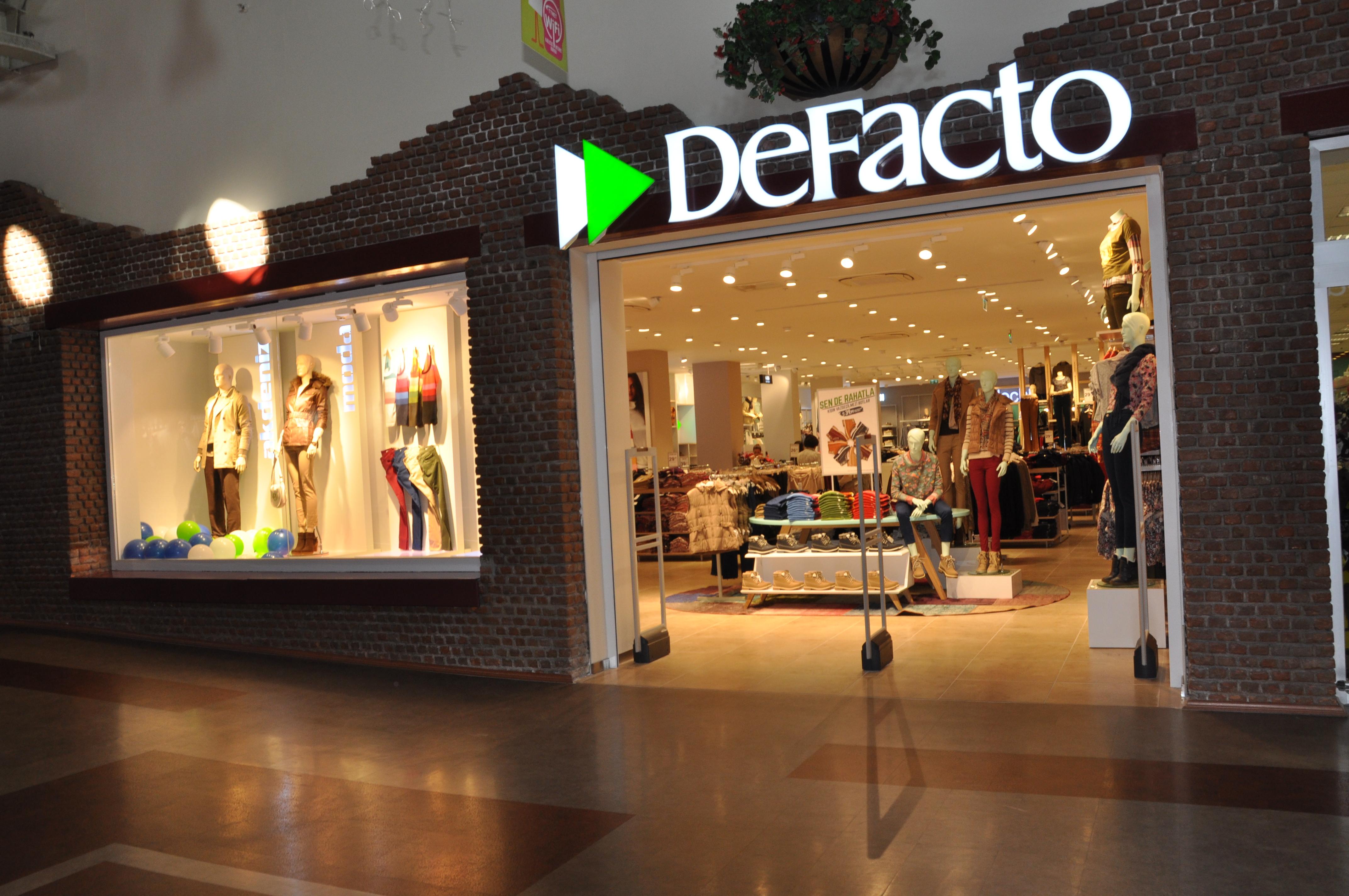 مطلوب 21 موظف/ة مبيعات في شركة Defacto للألبسة